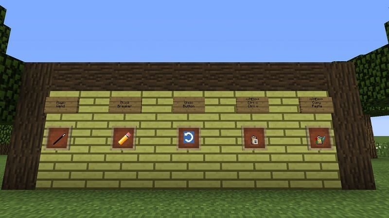 My Creative Tools (Image credits: Planet Minecraft)