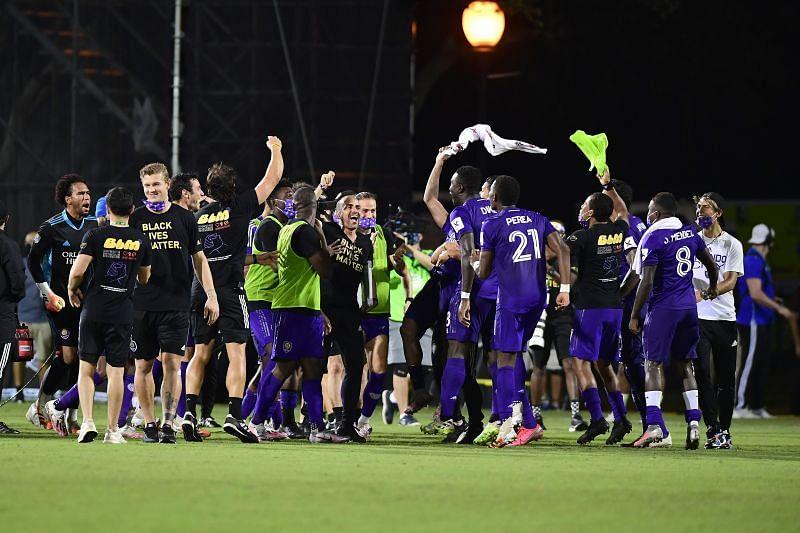 Orlando City will face Nashville SC tomorrow