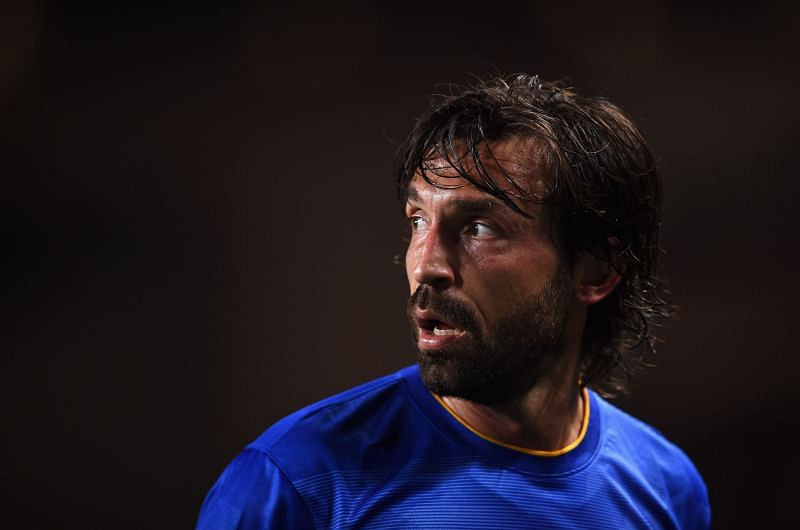 Andrea Pirlo is one of the most decorated players in the Italian game
