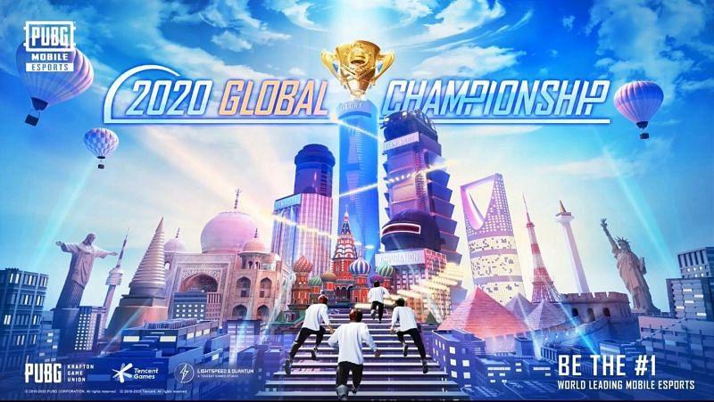 PUBG Mobile Global Championship (Image Credits: PUBG Mobile / YouTube)