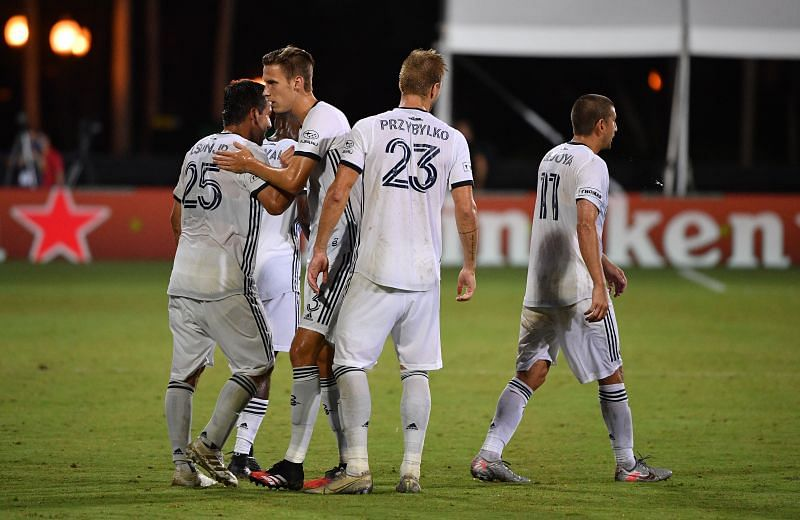 Can Philadelphia Union extend their unbeaten run?