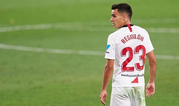Chelsea target Reguilon has significantly impressed on loan at Sevilla