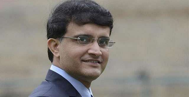 Sourav Ganguly is the current BCCI president