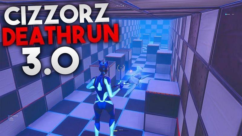 Cizzorz deathrun 3.0 map