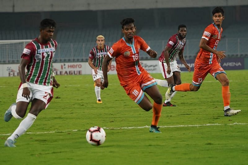 Bengaluru FC recently completed the signing of Ajith Kumar from Chennai City FC on a three-year deal