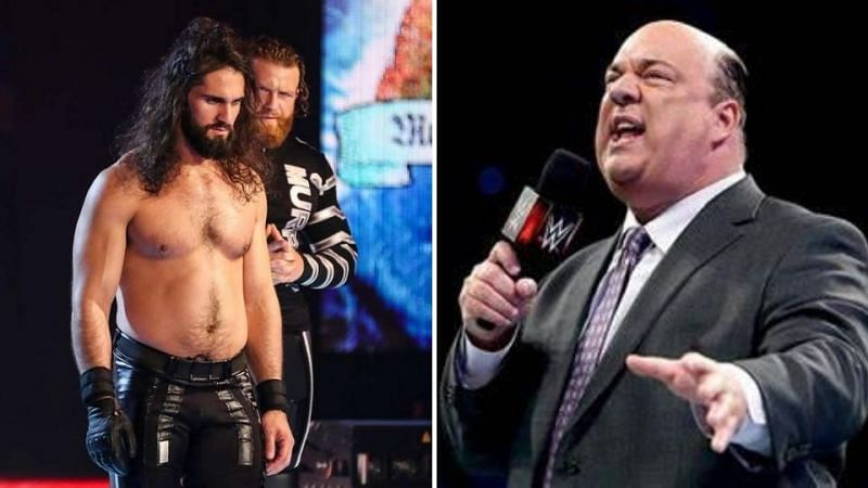 Seth Rollins spoke about Paul Heyman