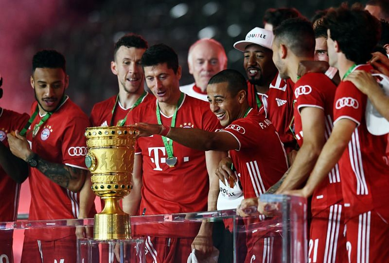 A new clubs has joined the race to sign Thiago