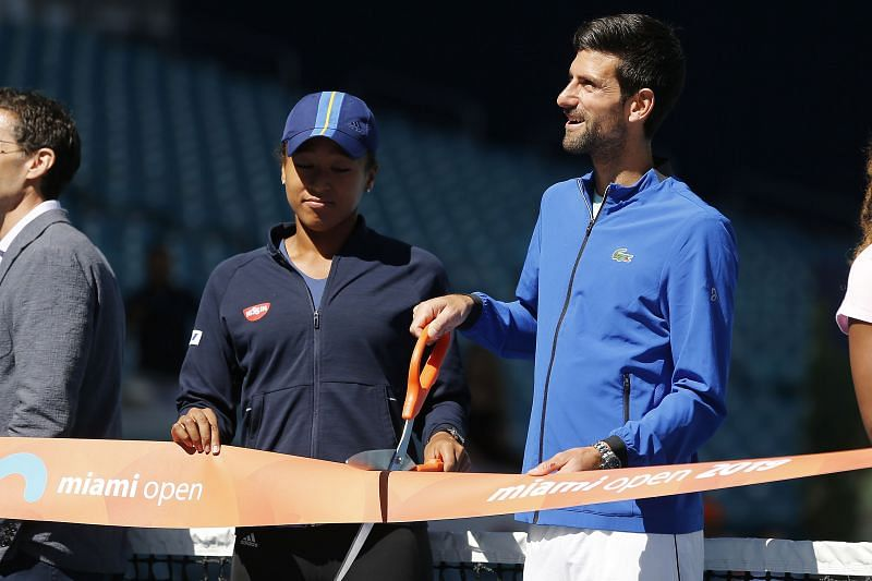 Novak Djokovic has not included the women in his fight
