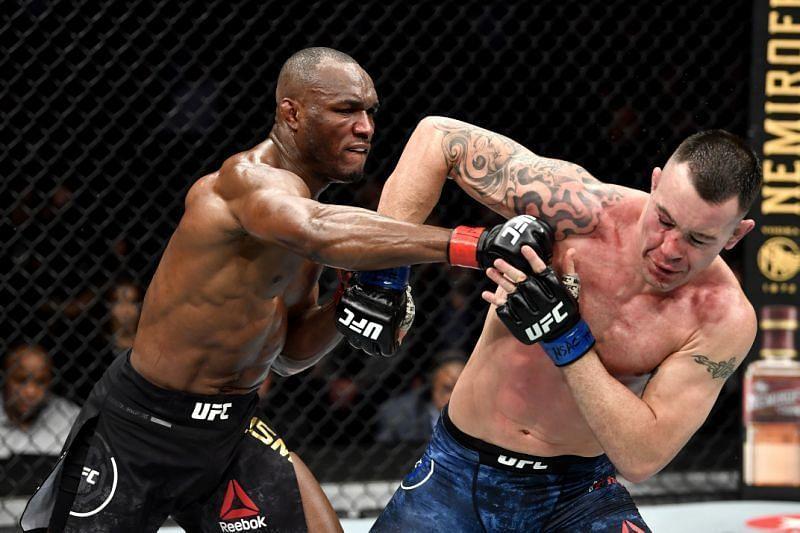 Colby Covington's UFC career