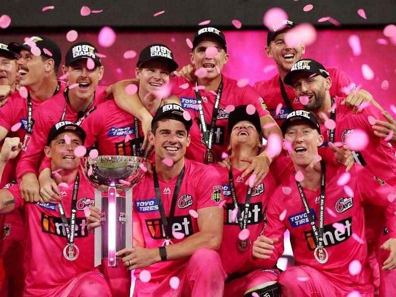 The BBL is Cricket Australia