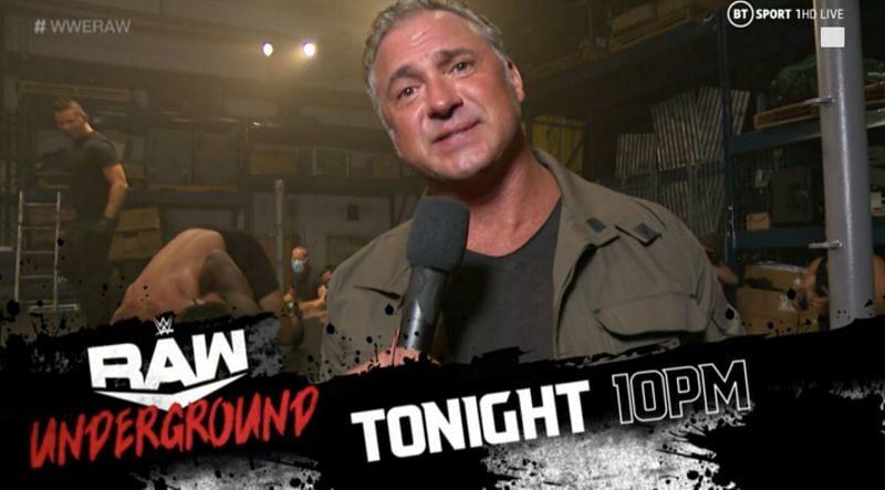 WWE RAW Underground was announced tonight!