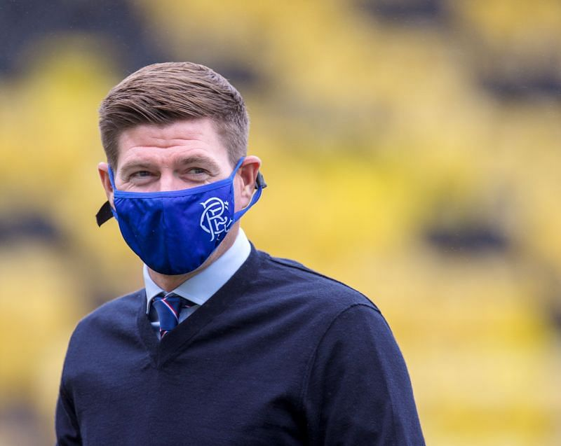Gerrard now has two quality striking options