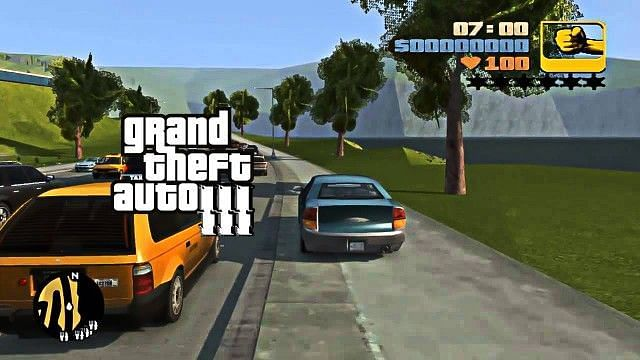 Grand Theft Auto 3 (Image Courtesy: Ocean of Games)