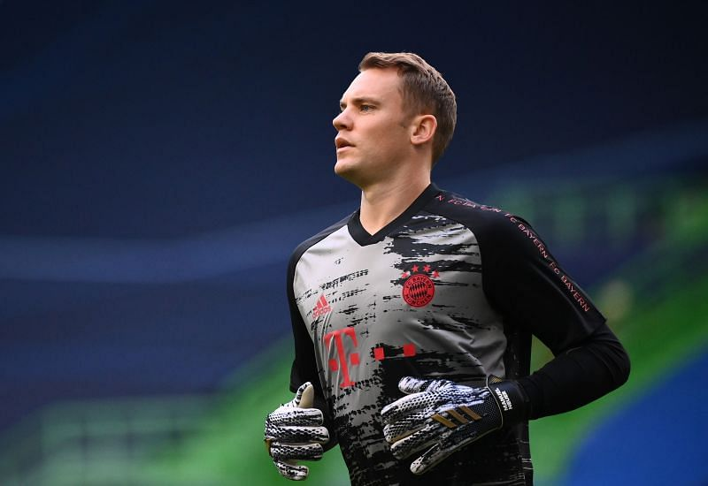 Manuel Neuer is the Bayern Munich captain