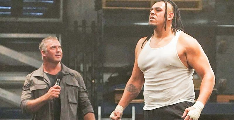 WWE का Raw अंडरग्राउंड
