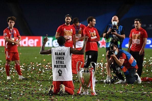 David Alaba sent the world a message