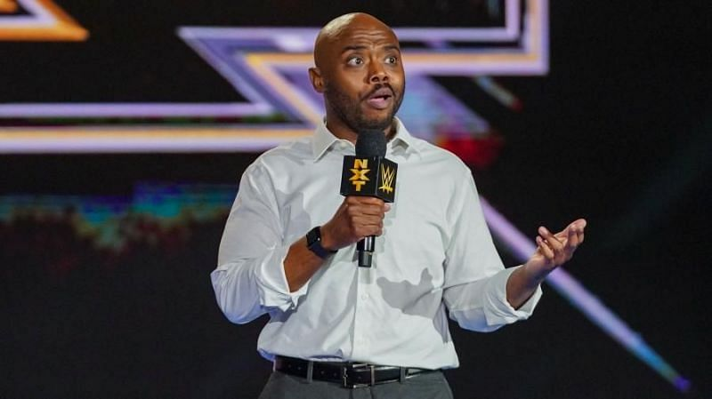 Malcolm Bivens currently manages Indus Sher in NXT on Wednesday Nights
