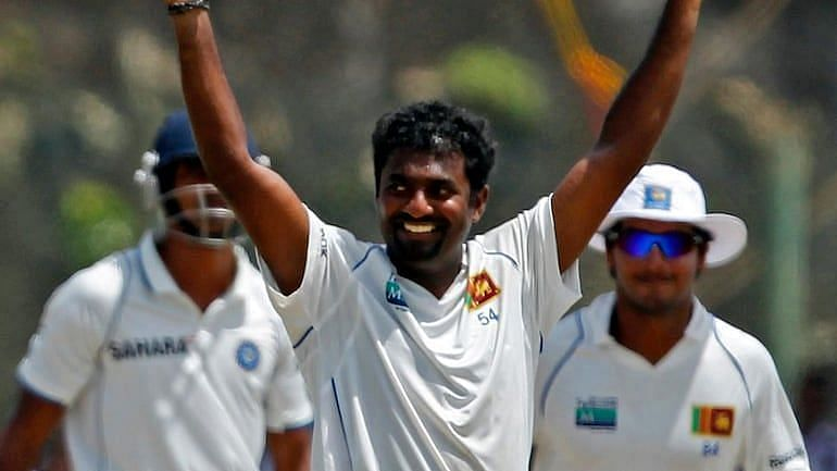 Shoaib Akhtar revealed that Muralitharan was one of the batsmen who requested him not to bowl fast