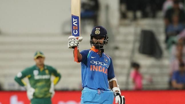Ajinkya Rahane stated that although he prefers opening, he would bat anywhere the team would want him to.