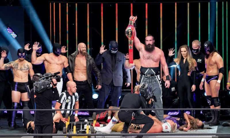 The Dark Order destroyed the Nightmare Family last week on AEW Dynamite