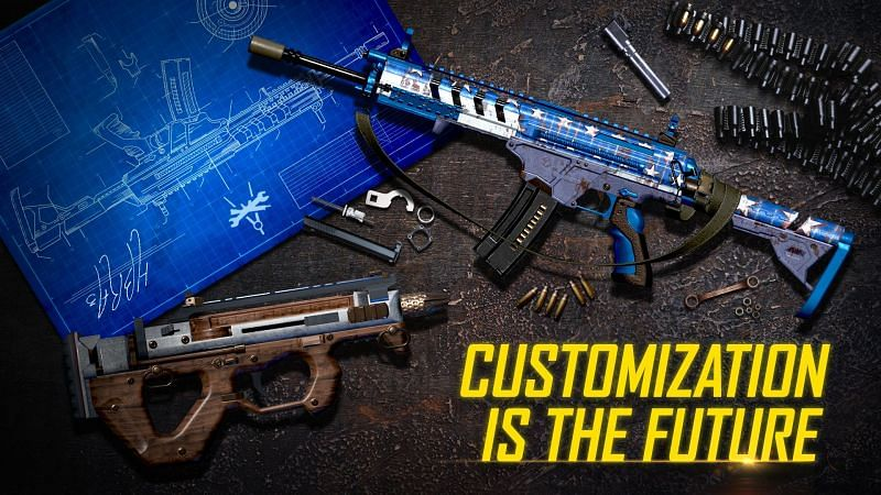Customization is the future (Picture Courtesy: Call of Duty Mobile)