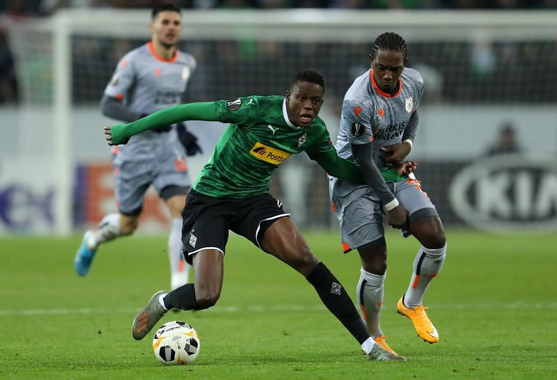 Denis Zakaria had a superb season for Bundesliga side Borussia Moenchengladbach