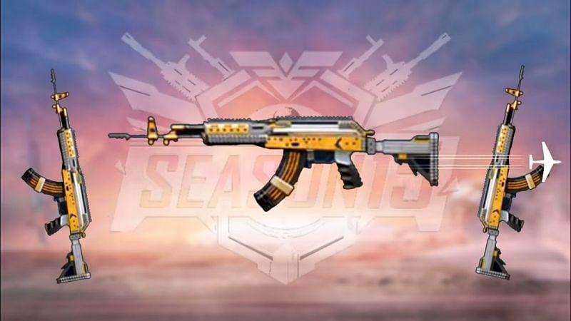 M762 Beryl skin