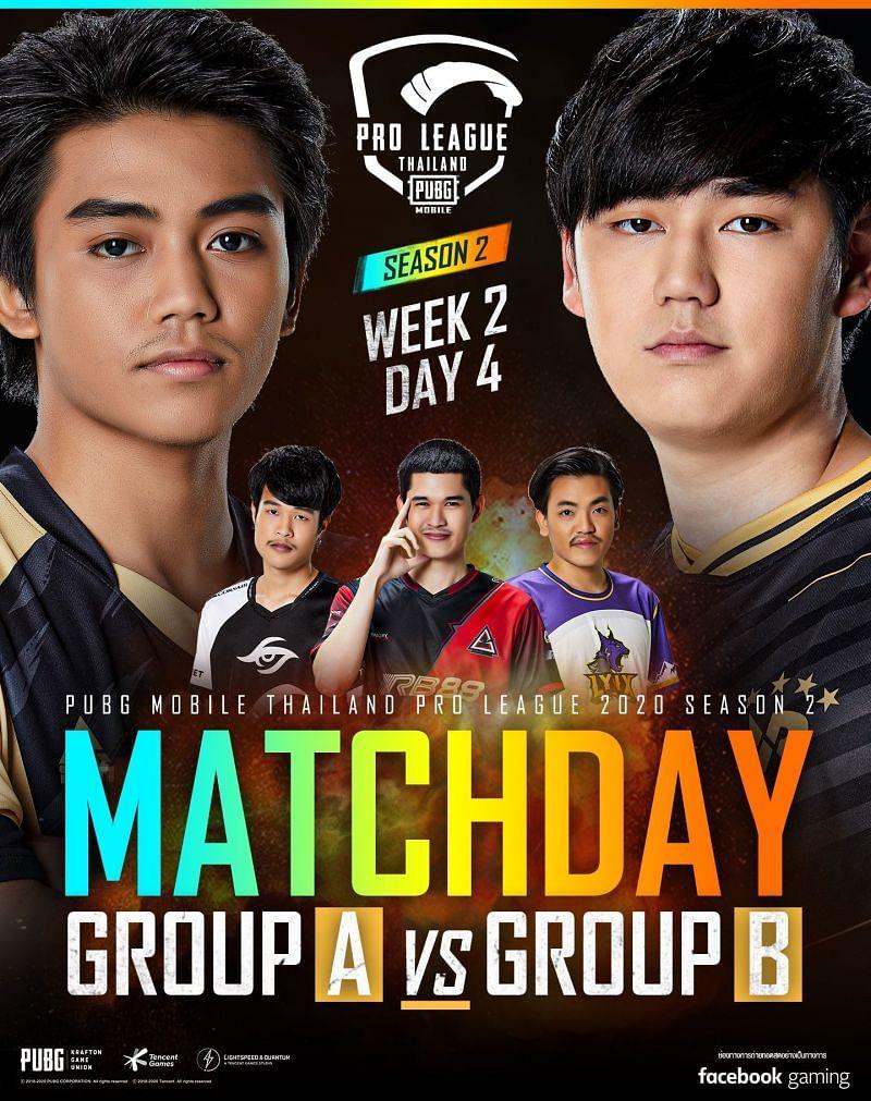 PMPL Season 2 Thailand Week 2 Day 1 recap