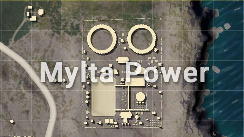 Mylta Power in PUBG Mobile (Image Credits: Zilliongamer)