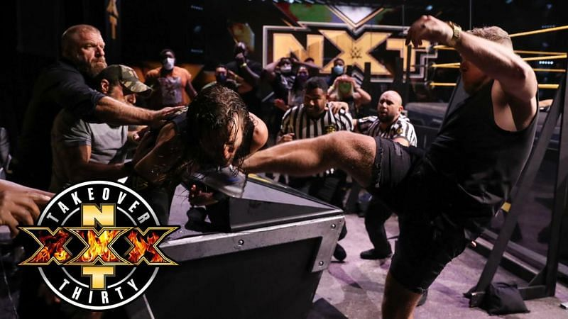 Pat McAfee will go one-on-one with Adam Cole at NXT TakeOver: XXX on August 22, 2020