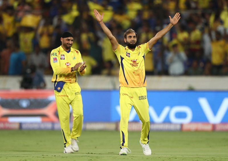 CSK rely a lot on their spin bowlers.