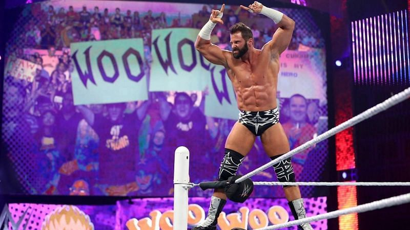 Chris Jericho felt that Zack Ryder was far too good to be a punching bag (Pic Source: WWE)