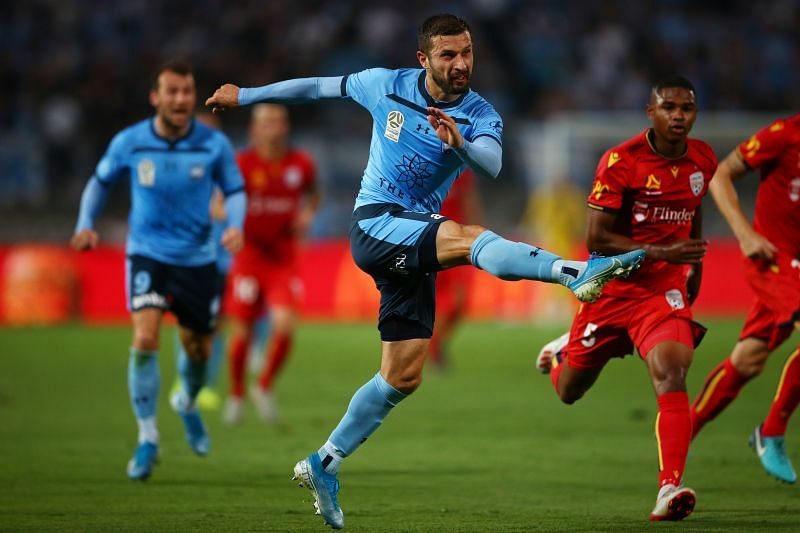 Adelaide united vs sydney fc betting preview on betfair belmont park live betting strategy