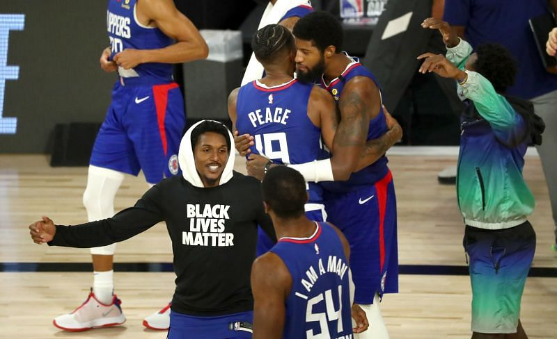 Los Angeles Clippers will look to notch another victory in the Bubble
