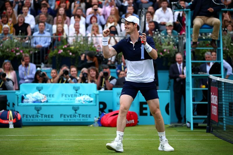 Andy Murray doesn