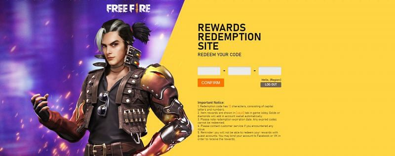 Full list of Free Fire Redeem Codes released in 2020