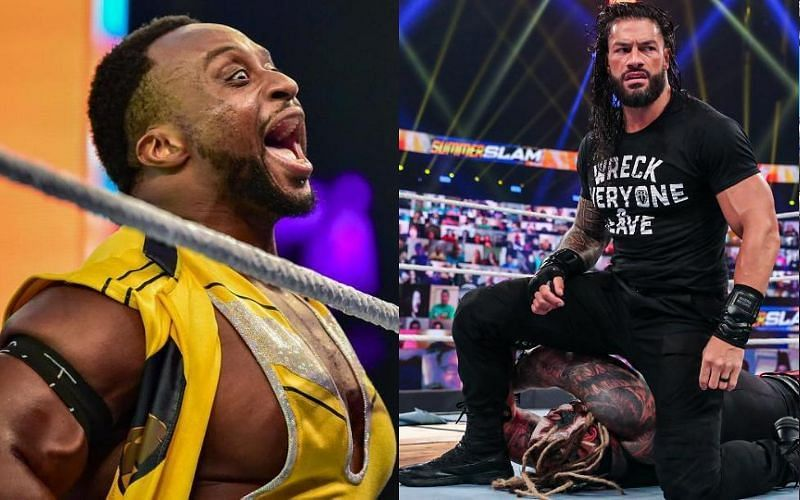 Big E knows what he wants moving forward