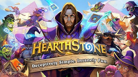 Hearthstone. Image: Google Play.