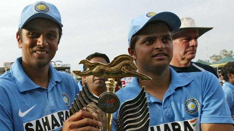 Suresh Raina made his ODI debut versus Sri Lanka in Dambulla in 2005. Credits: Hindustan Times