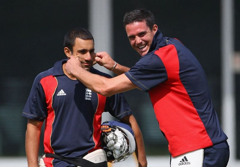 Ravi Bopara and Kevin Peitersen