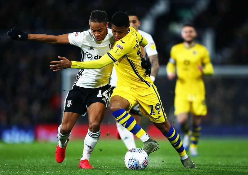 Rhian Brewster has been in good form on-loan at Swansea City this season