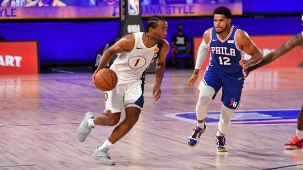 Indiana Pacers star T.J. Warren scored career-high 53 points against 76ers
