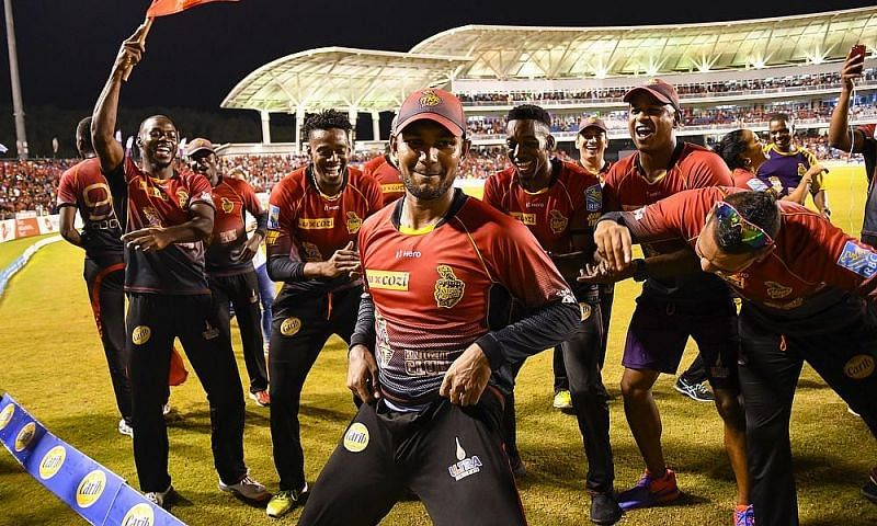 The Trinbago Knight Riders are the most decorated team in the history of the Caribbean Premier League, with 3 titles