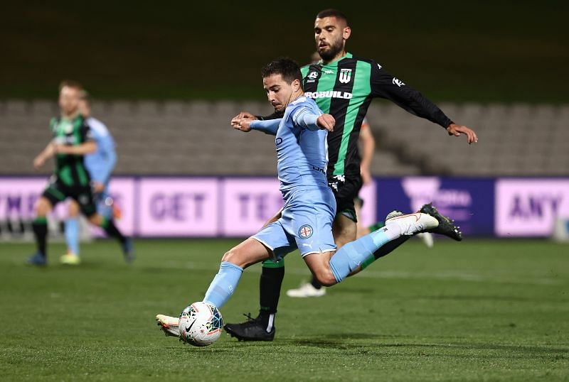 Melbourne City takes on Western United tomorrow