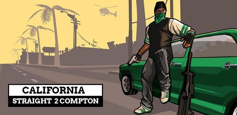 California Straight 2 Compton (Image Credits: Amazon.in)