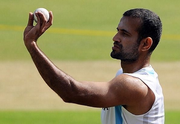 Irfan Pathan played the role of a player cum mentor of the J&K Ranji team