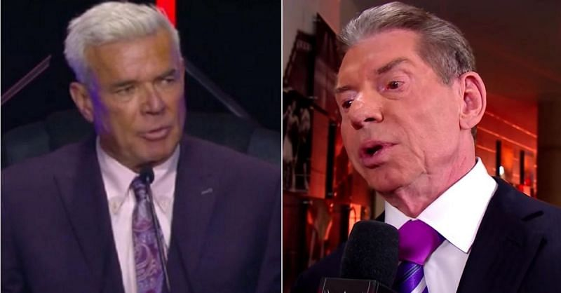 Eric Bischoff; Vince McMahon