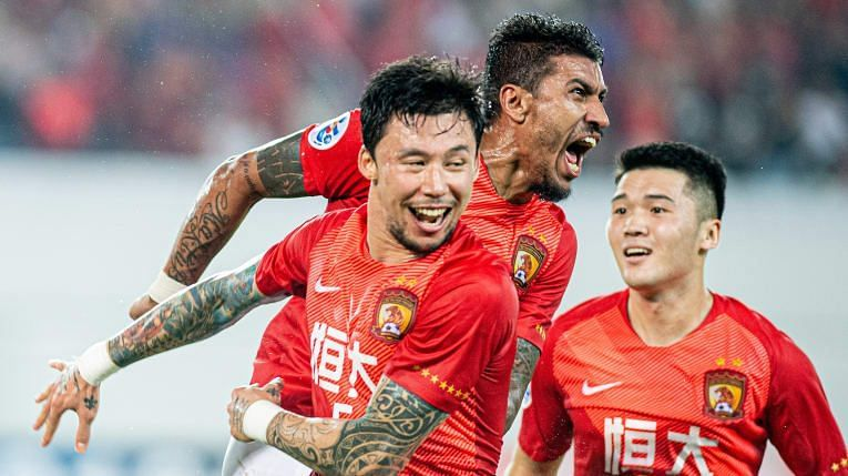 Guangzhou Evergrande will be aiming for their fourth consecutive win of the season against Shandong