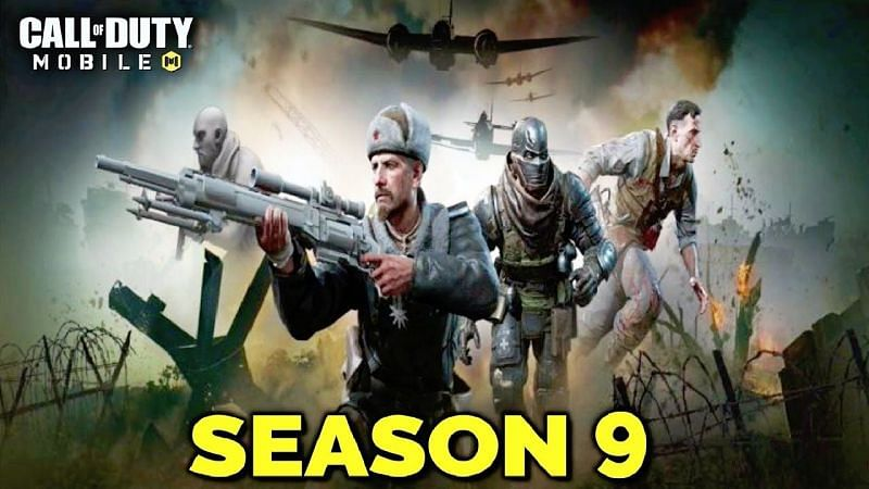 Cod Mobile Season 9 Release Date