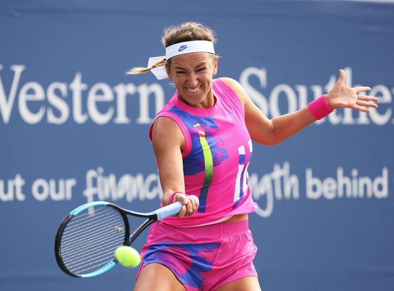 Victoria Azarenka back on track